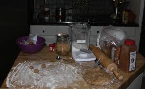 Canoli preparation