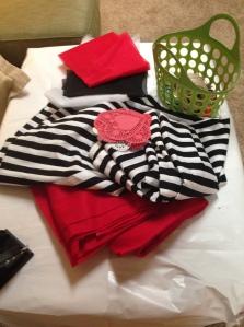 Fabrics and such